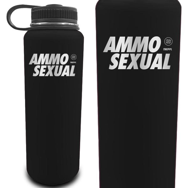 Ammo Sexual 40oz Vacuum Insulated Bottle
