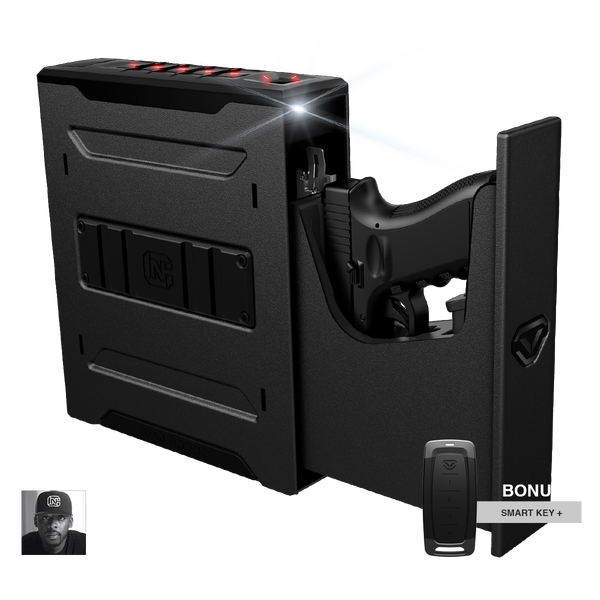 Slider Safe Colion Noir Edition Vaultek Slider Series