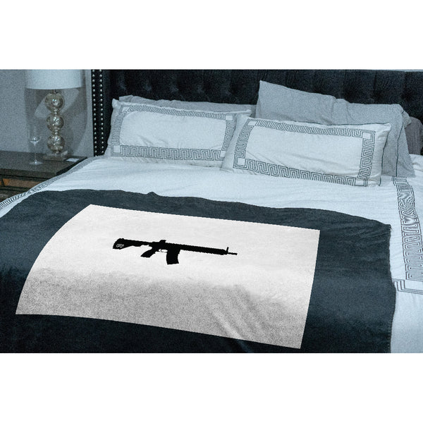 Keep Colorado Tactical Sherpa Throw Blanket