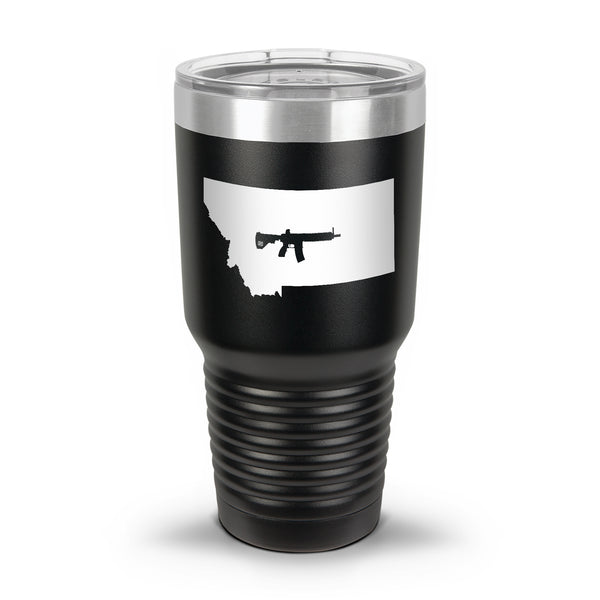 Keep Montana Tactical UV Tumbler