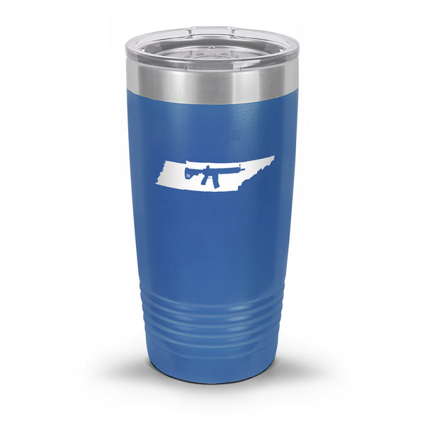 Keep Tennessee Tactical UV Tumbler