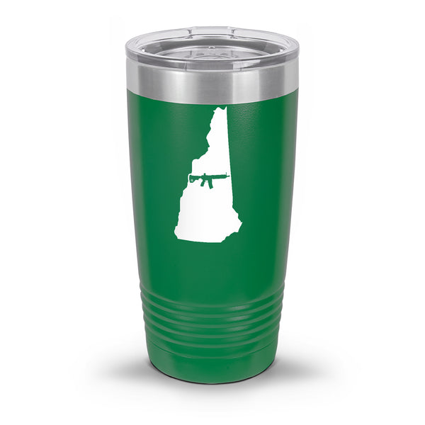 Keep New Hampshire Tactical UV Tumbler