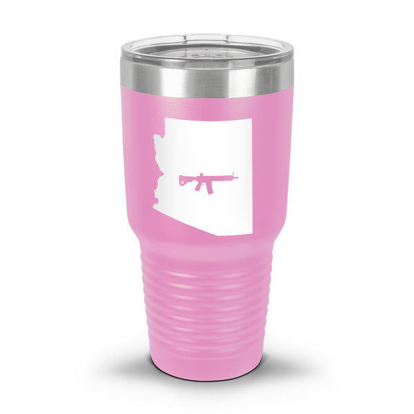 Keep Arizona Tactical UV Tumbler