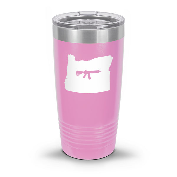 Keep Oregon Tactical UV Tumbler