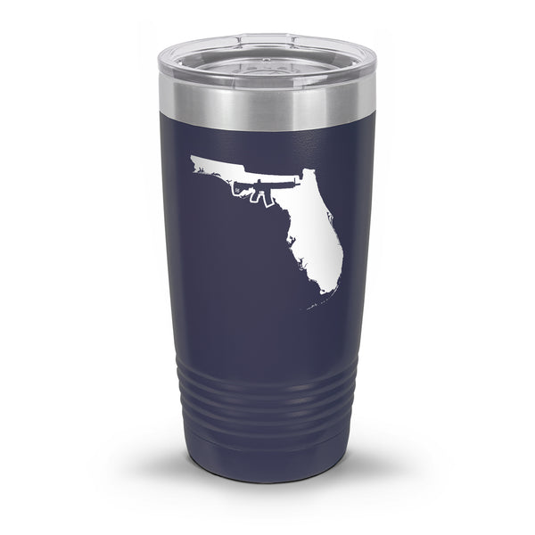 Keep Florida Tactical UV Tumbler