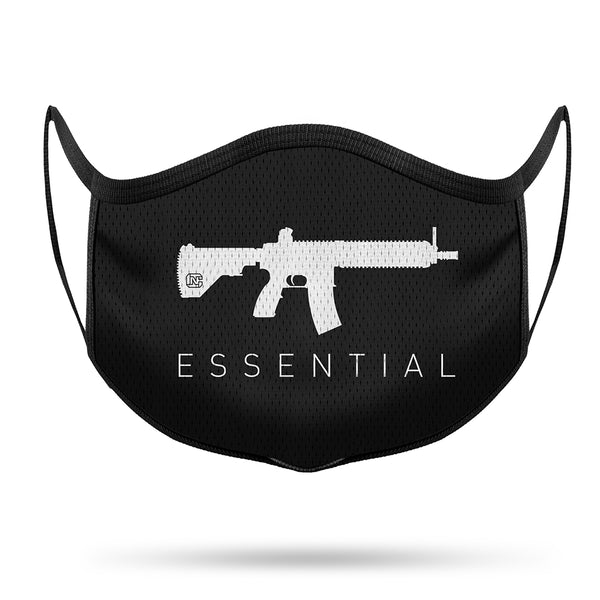 AR-15s Are Essential Performance Face Mask
