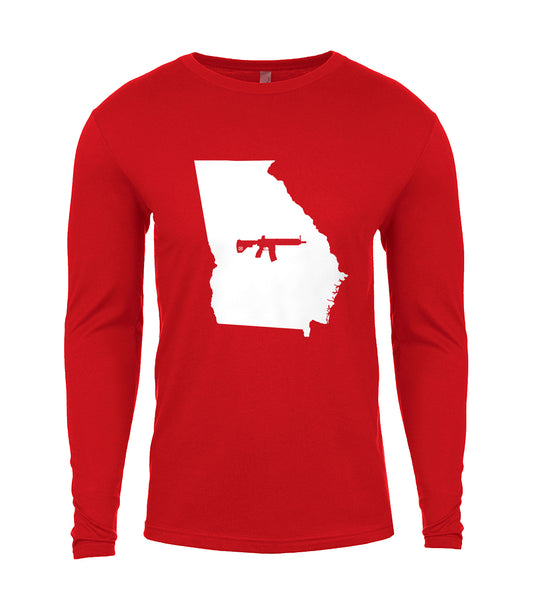 Keep Georgia Tactical Long Sleeve