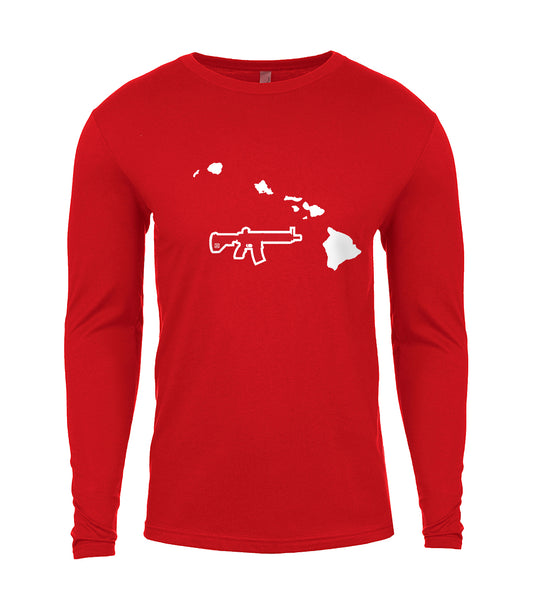 Keep Hawaii Tactical Long Sleeve