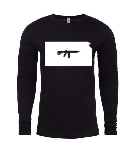 Keep Kansas Tactical Long Sleeve