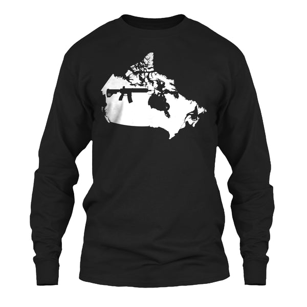 Keep Canada Tactical Long Sleeve