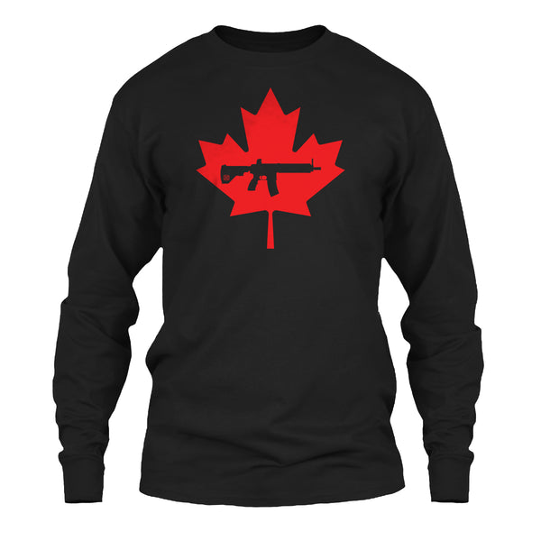 Keep Canada Tactical Maple Leaf Long Sleeve