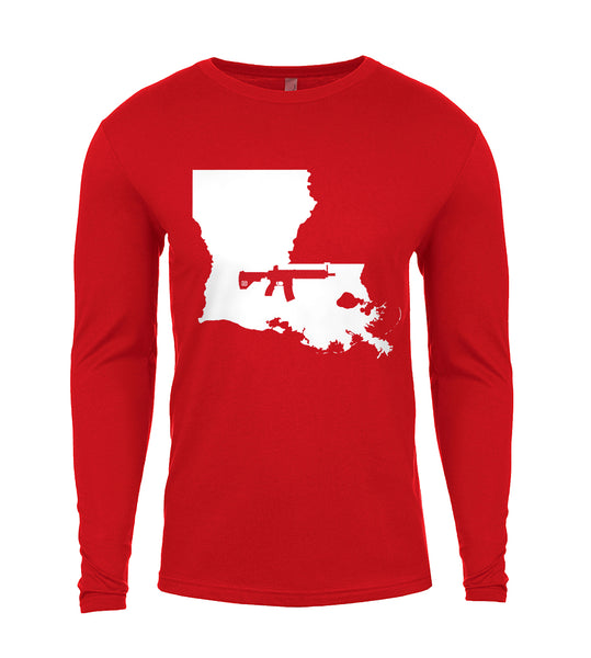 Keep Louisiana Tactical Long Sleeve