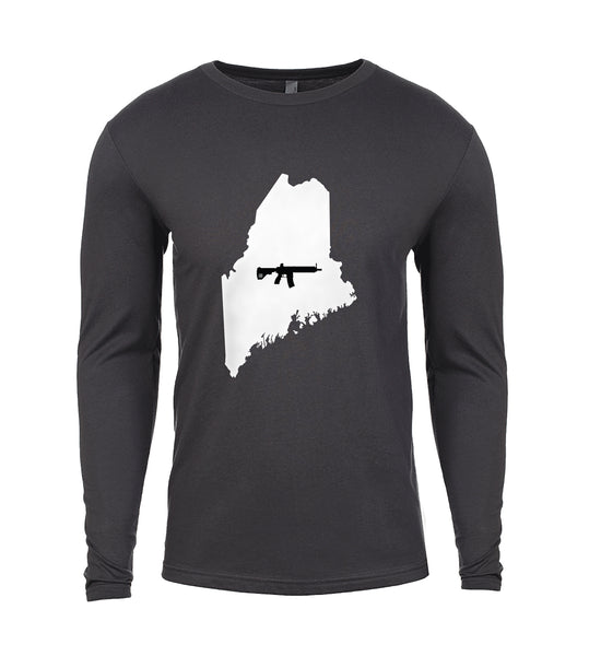 Keep Maine Tactical Long Sleeve