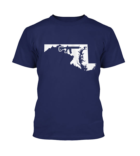 Keep Maryland Tactical Shirt