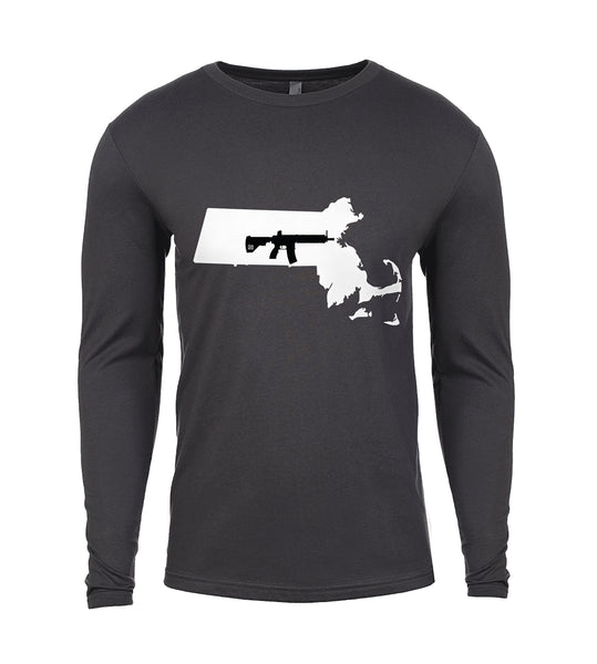Keep Massachusetts Tactical Long Sleeve