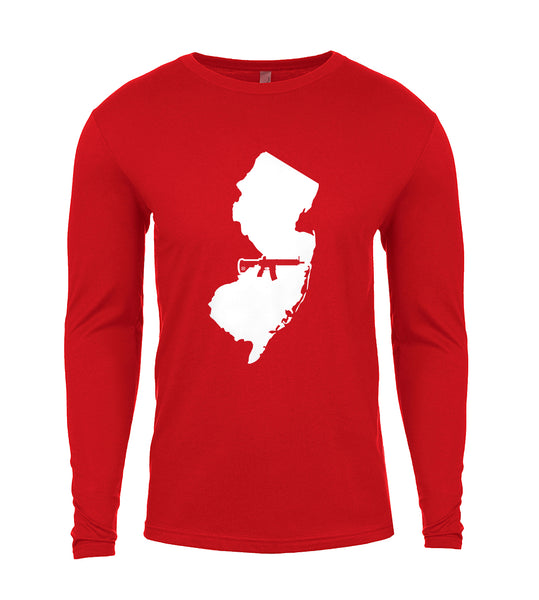 Keep New Jersey Tactical Long Sleeve