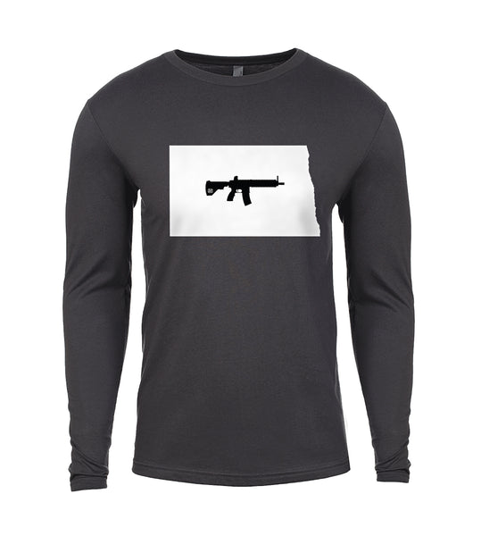 Keep North Dakota Tactical Long Sleeve