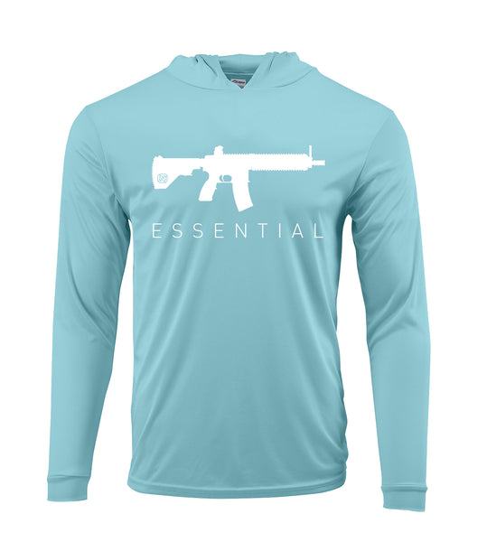 AR-15s Are Essential Performance Hoodie