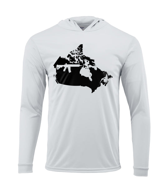 Keep Canada Tactical Performance Hoodie
