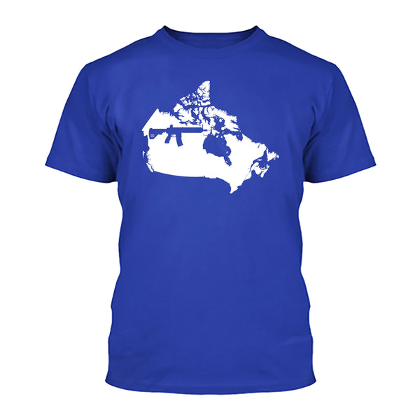 Keep Canada Tactical Shirt