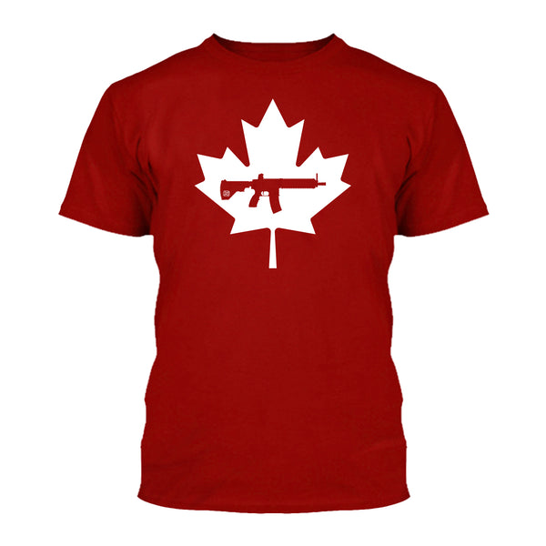 Keep Canada Tactical Maple Leaf Shirt