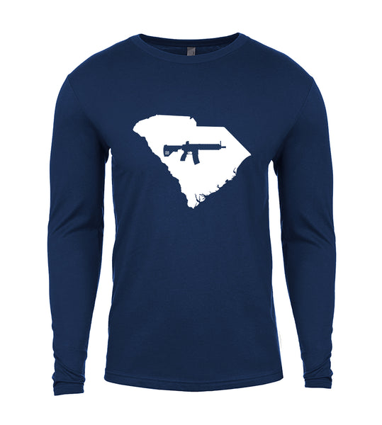 Keep South Carolina Tactical Long Sleeve