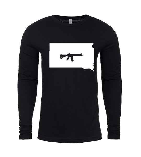 Keep South Dakota Tactical Long Sleeve