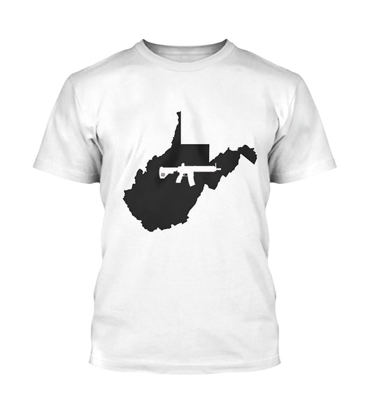 Keep West Virginia Tactical Shirt