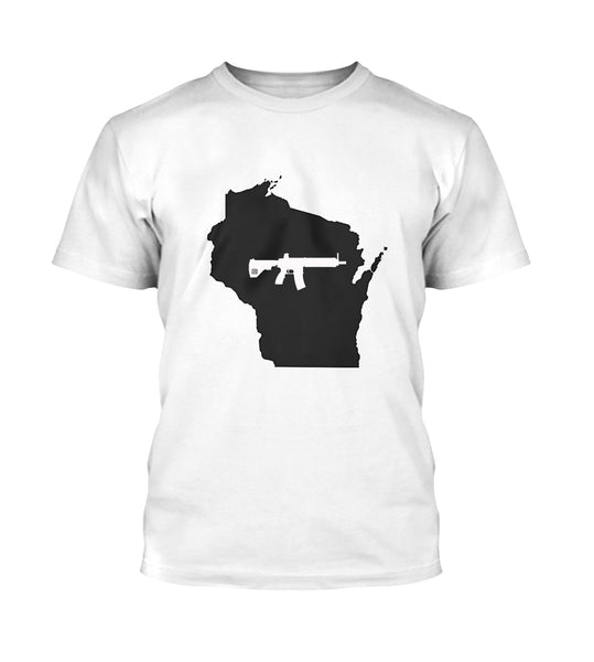 Keep Wisconsin Tactical Shirt