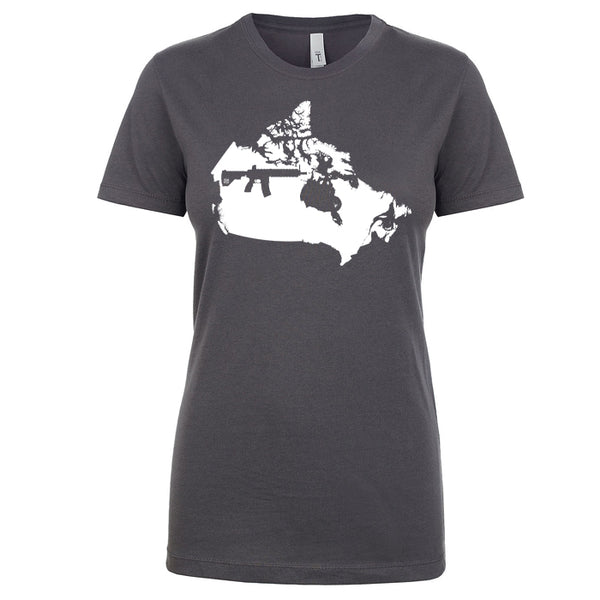 Keep Canada Tactical Women's Shirt