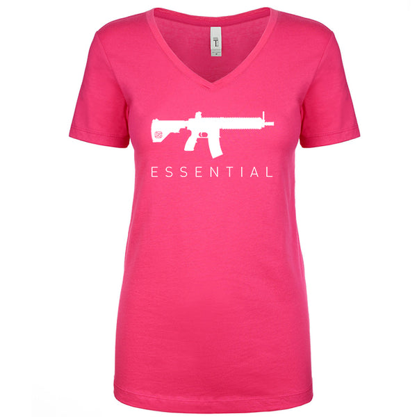 AR-15s Are Essential Women's V Neck
