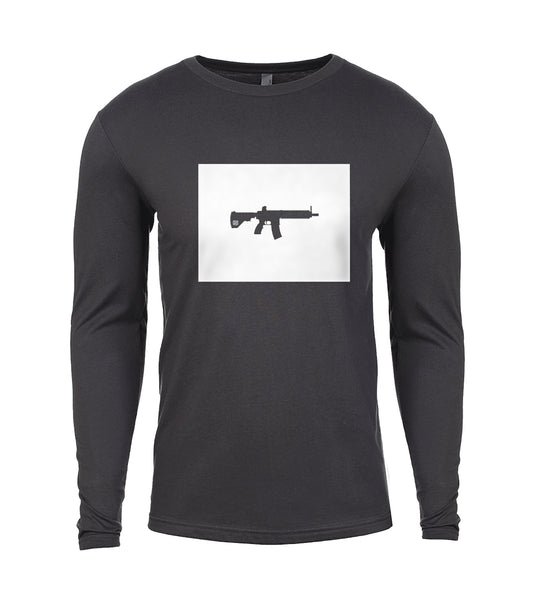 Keep Wyoming Tactical Long Sleeve
