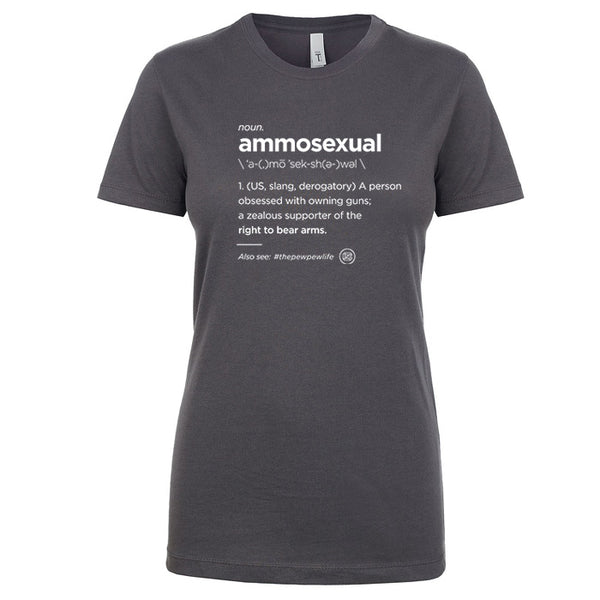 AmmoSexual Definition Women's Shirt