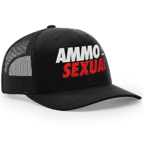 AmmoSexual Trucker Hat
