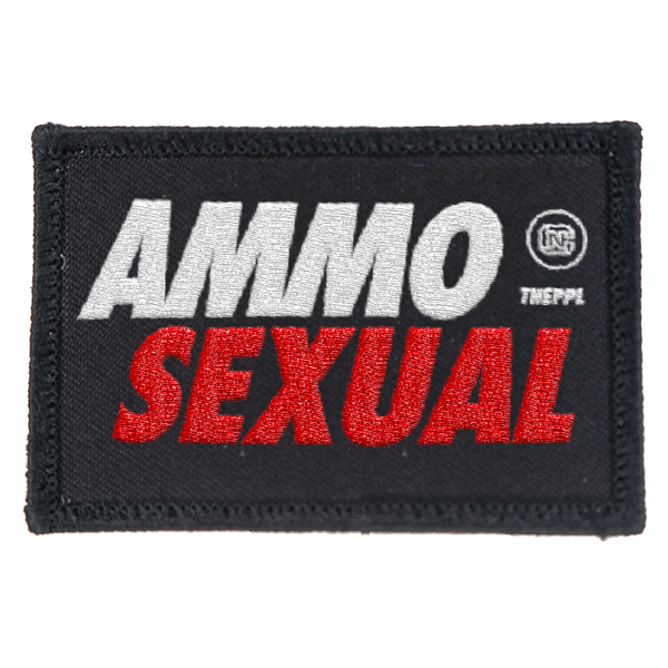 Ammosexual Patch