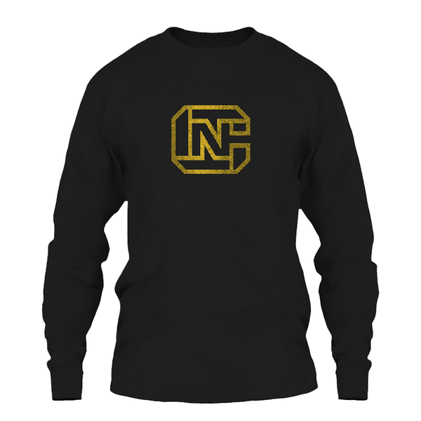 CN Logo Gold Foil Long Sleeve