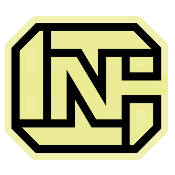Colion Noir Glow in Dark Sticker