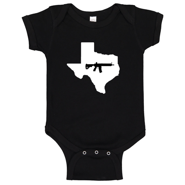 Keep Texas Tactical Onesie