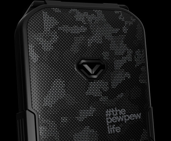 Vaultek LifePod Colion Noir Edition Portable Weather Resistant TSA Compliant Safe