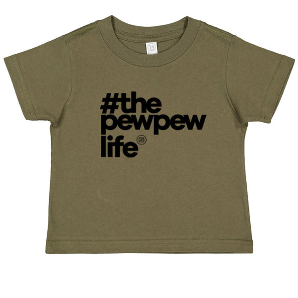 ThePewPewLife Toddler Tee