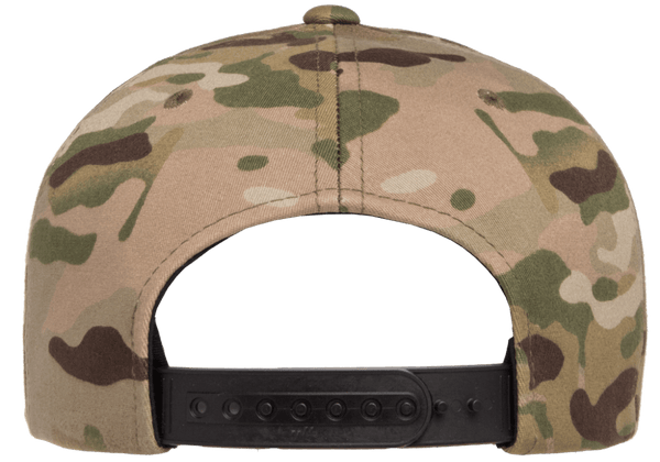 The Pew/Pew Life Tactical MultiCam Hat Snapback