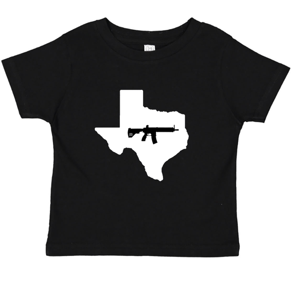 Keep Texas Tactical Toddler Tee
