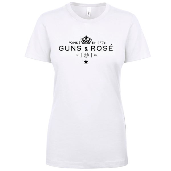 Guns & RosÉ Women's Shirt