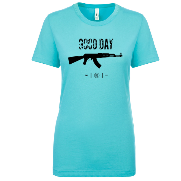 Good Day AK-47 Women's Shirt