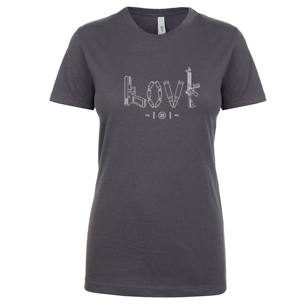 Tactical Love Women's Shirt