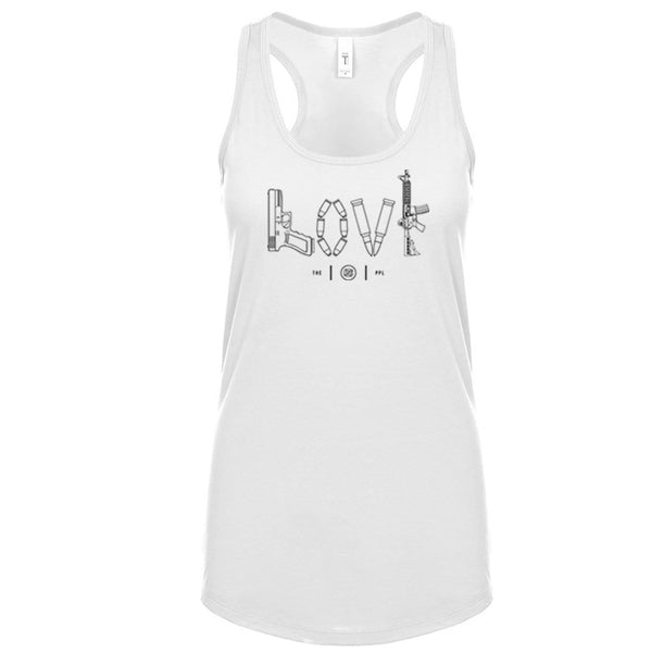 Tactical Love Women's Tank