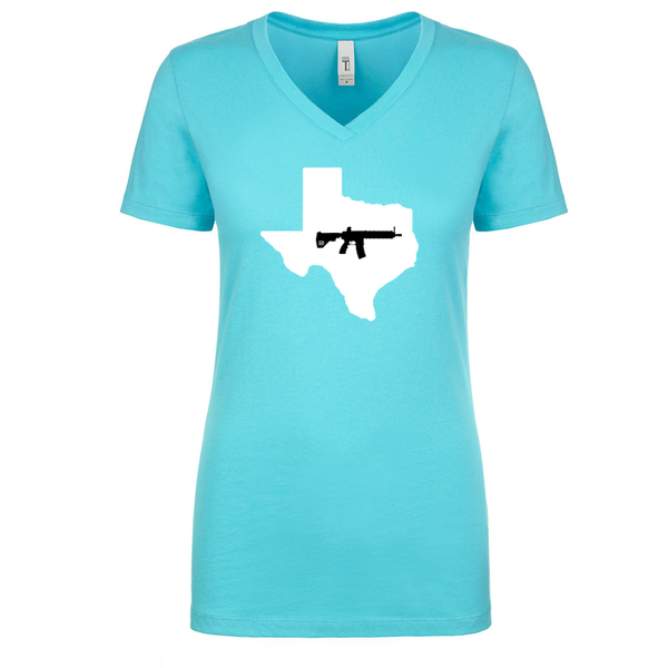 Keep Texas Tactical Women's V Neck