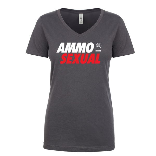 AmmoSexual Women's V Neck