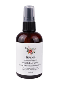 Rose Hydrating Mist 120 ml