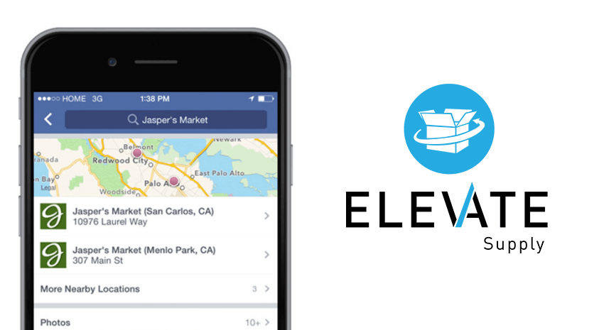 Linking Retail Locations on Facebook drives engagement with consumers.